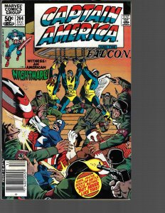 Captain America #264 (Marvel, 1981) VF-