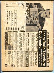 Man's Epic Aug 1965-Drunken Nazi torture cover- cheesecake