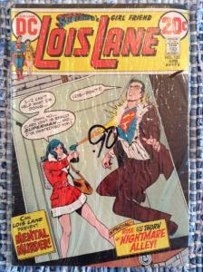 DC Comics Superman's Girl Friend Lois Lane #130 Fine (6.0) (358J)