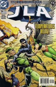 JLA #71 VF/NM; DC | save on shipping - details inside