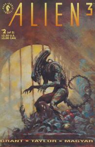 Alien 3 #2 FN; Dark Horse   save on shipping - details inside