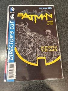 Batman Zero Year Director's Cut #1 (2013)
