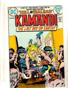 Kamandi # 13 NM- DC Comic Book Jack Kirby Fourth World Bronze Age FM2