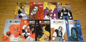 Bone Rest: A World's End #1-8 VF/NM complete series + variant - image comics set