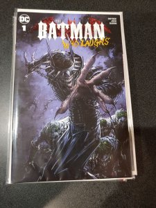 BATMAN WHO LAUGHS #1 CLAYTON CRAIN SCORPION COMICS VARIANT