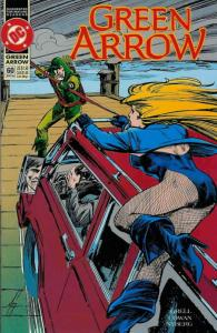 Green Arrow #60 VF/NM; DC | save on shipping - details inside