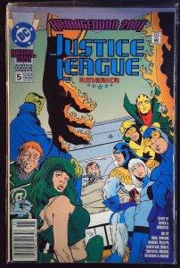 Justice League America Annual #5 (1991)