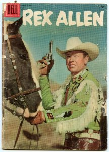 Rex Allen Comics 24 May 1957 FA (1.0)