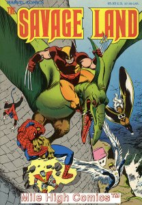 SAVAGE LAND TPB (1987 Series) #1 Near Mint