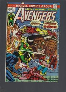The Avengers #121 (1974)