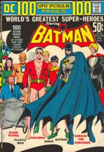 Batman (1940 series) #238, Good (Stock photo)