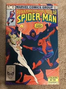 Marvel Spectacular Spider-Man 81 * Cloak & Dagger *