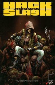 Hack/Slash: Son of Samhain #5 VF; Image | save on shipping - details inside