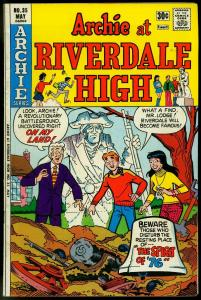 ARCHIE AT RIVERDALE HIGH #35-JUGHEAD/BETTY/VERONICA FN