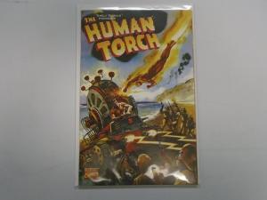 Saga of the Original Human Torch 17 Different, 2nd Series+1990 Saga+Time Reprint