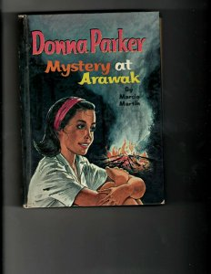 3 Books Donna Parker Mystery Compound Fractured French The Lost City JK37