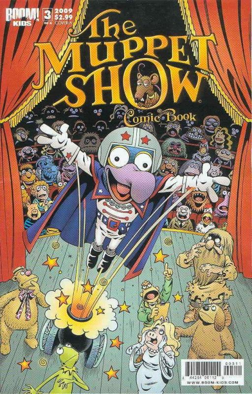 Muppet Show, The #3A VF/NM; Boom! | save on shipping - details inside