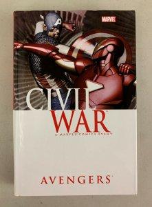 Civil War Avengers 2010, Hardcover Brian Michael Bendis Brian Reed