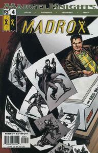 Madrox #4 VF/NM; Marvel | save on shipping - details inside