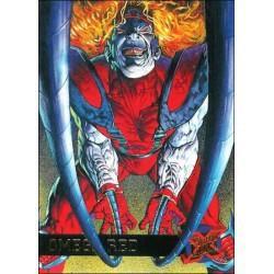 1995 Fleer Ultra X-Men OMEGA RED #35