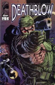 Deathblow #17 VF/NM; Image | save on shipping - details inside