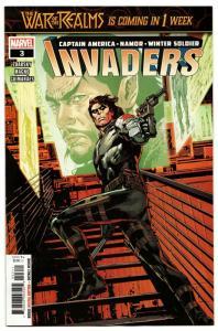 Invaders #3 (Marvel, 2019) NM