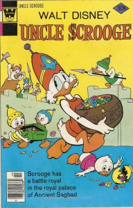 Uncle Scrooge (Walt Disney…) #145A FN; Gold Key | save on shipping - details ins