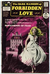 Dark Mansion of Forbidden Love 2 Dec 1971 VG+ (4.5)