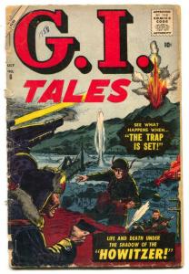 G.I. Tales #6 1957- Final issue- incomplete