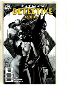 Detective Comics # 831 NM 1st Print DC Comic Book Batman Gotham Joker Robin SM8