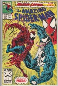 Amazing Spider-Man #378 (Sep-93) NM Super-High-Grade Spider-Man
