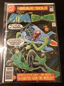 The Brave and the Bold #155 VF+ DC