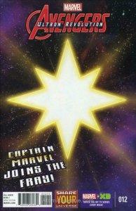 Marvel Universe Avengers: Ultron Revolution #12 VG; Marvel | low grade comic - s