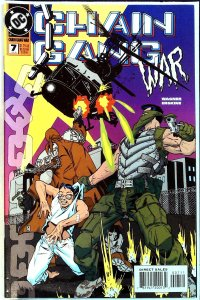 Chain Gang War #7 (1994)