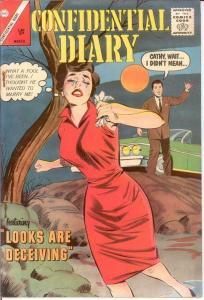 CONFIDENTIAL DIARY (1962 CH) 17 (BRIT ED) F+ Mar. 1963 COMICS BOOK