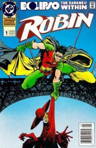 Robin (1991 series) Annual #1, NM- (Stock photo)