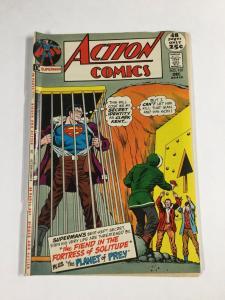 Action Comics 407 6.5 Fn+ Fine+ Dc Bronze Age