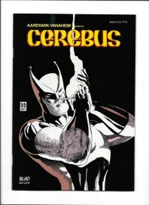 CEREBUS the AARDVARK #55, VF/NM, Dave Sim , 1977 1983, more in store