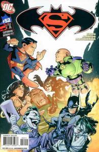 Superman/Batman #52 FN; DC | save on shipping - details inside