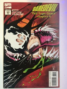 Daredevil #323 1993 Marvel Comics Fall From Grace Guest Starring Venom NM