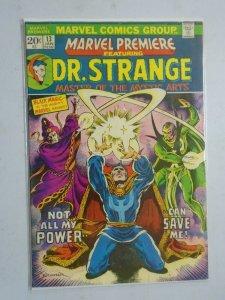 Marvel Premiere #23 featuring Dr. Strange 4.0 VG (1974)