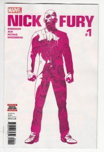 NICK FURY (2017 MARVEL) #1
