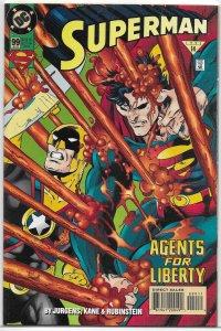 Superman   vol. 2   # 99 FN