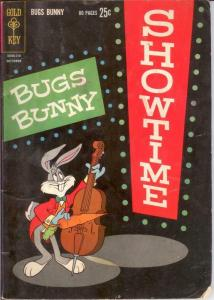 BUGS BUNNY 86 VG- SHOWTIME Oct. 1962 GIANT COMICS BOOK