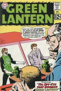 Green Lantern (2nd Series) #17 FN; DC | save on shipping - details inside