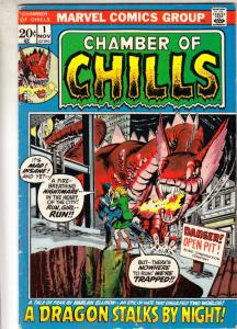Chamber of Chills #1 (Nov-72) Vf/NM High-Grade