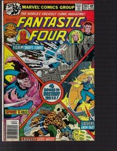 Fantastic Four #201 (Marvel, 1978) VF/NM