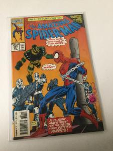 The Amazing Spider-Man 384 Nm Near Mint Marvel