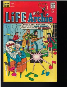 Life With Archie #75 (1968)