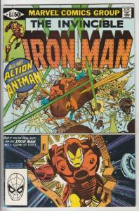 Iron Man #151 (Sep-81) NM- High-Grade Iron Man